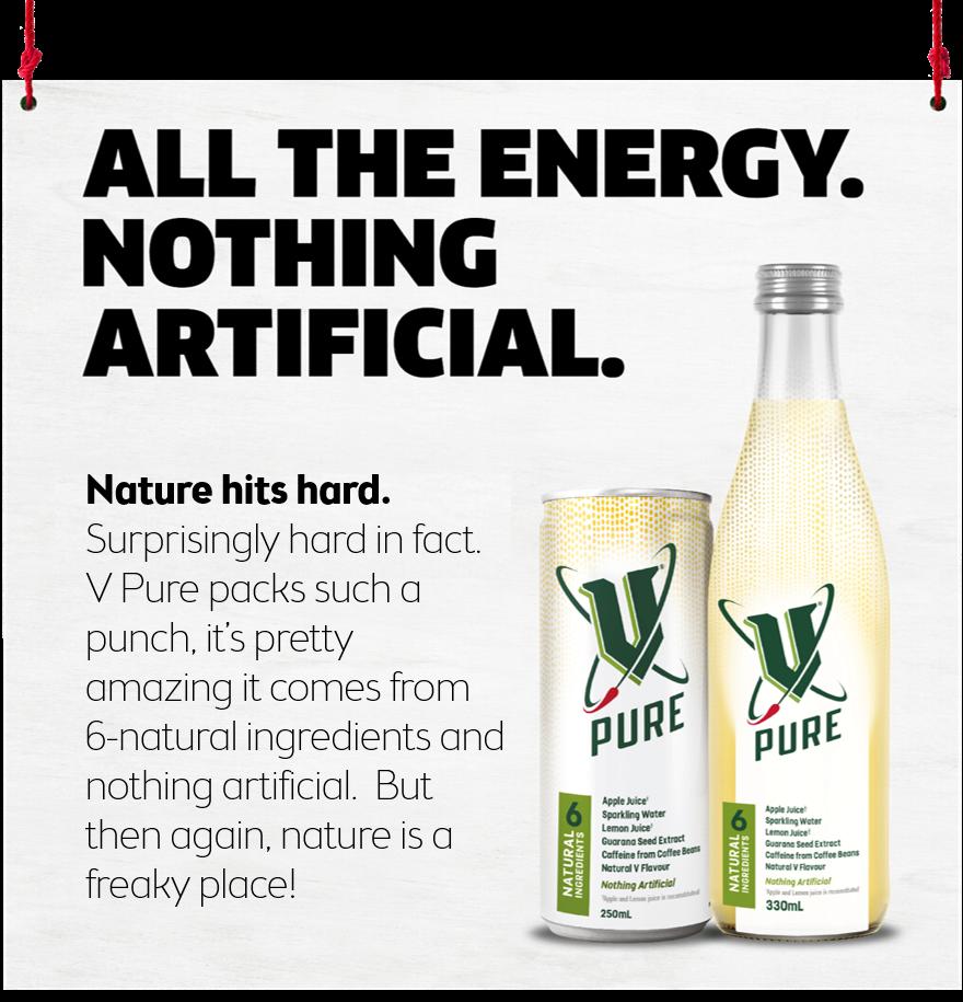 V Pure